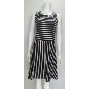 Old Navy Stripe Dress Size Large